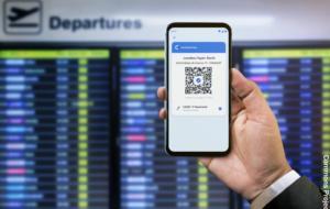 Industria aeriană va elibera un pașaport COVID-19 pentru smartphone