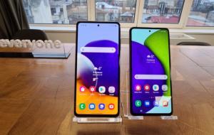 Samsung Galaxy A52 5G și Samsung Galaxy A72: Hands-on și primele impresii