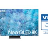 """Samsung obține prima certificare """"Eye Care"""" din industrie din partea Asociației de Inginerie"""