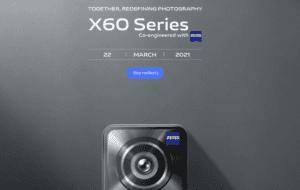 Seria Vivo X60 se va lansa în afara Chinei pe 22 martie cu procesoare Snapdragon