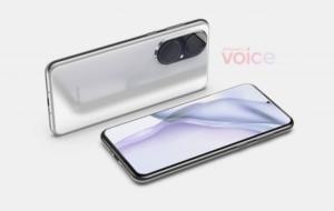 Imaginile cu Huawei P50 arată un set foarte similar de zvonuri și specificații cu cele ale variantei Pro