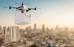 Noul parteneriat Samsung oferă o altă privire asupra viitorului livrării cu drone într-un oraș irlandez