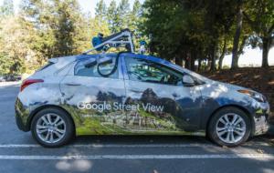 Mașinile Google Street View revin în România. Ce orașe vizitează în 2021