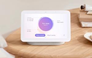 Google: Nest Hub 2 vine cu funcția de monitorizare a somnului