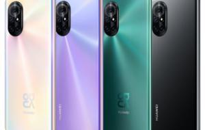 Honor V40 Light Luxury Edition apare pe internet. Are un design similar de la smartphone-urile Huawei