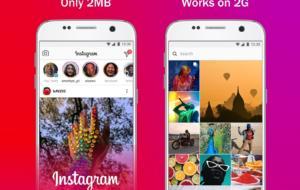 Instagram relansează aplicația Lite pe Android
