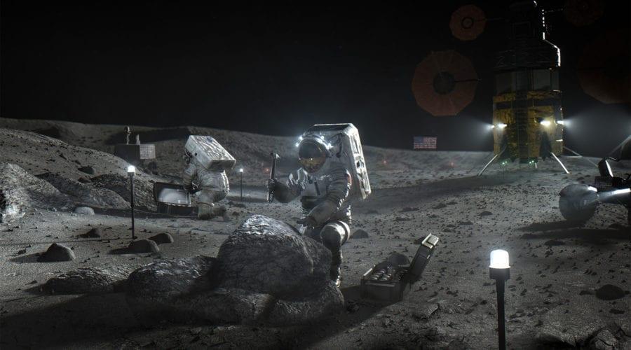 Programul NASA Artemis: Cum vor americanii să se întoarcă pe Lună și când se va întâmpla asta