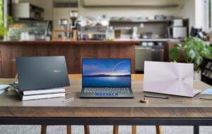ASUS ZenBook 14 (UX435EA) – Faci mai multe într-o manieră elegantă