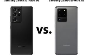 Top 5: Funcții pe care Samsung Galaxy S21 Ultra 5G le-a îmbunătățit față de S20 Ultra 5G