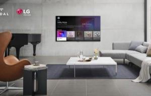 Aplicația TIDAL sosește pe televizoarele smart de la LG