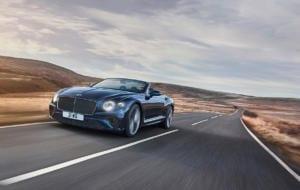 Bentley a lansat Continental GT Speed 2022