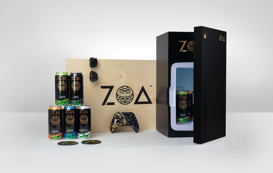 Xbox Series X mini-frigider ZOA