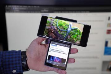 REVIEW LG Wing: cum se prezintă ultimul telefon al companiei sud-coreene