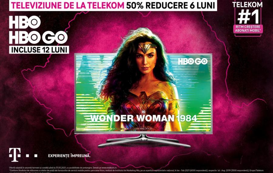 Oferta Telekom TV