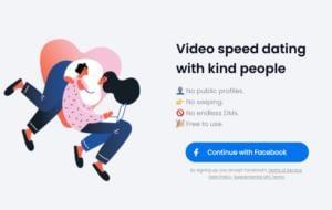 Facebook testează o aplicație de speed-dating video numită Sparked