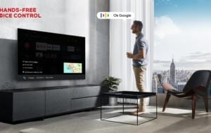 TCL va lansa televizoare cu Google TV și în România