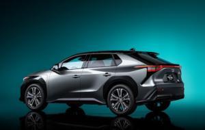 Primul vehicul electric Toyota va fi lansat în 2022