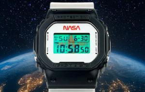 Casio lansează al doilea ceas G-Shock în ediție limitată cu NASA