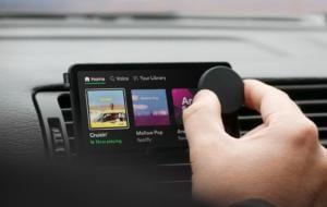 """Spotify lansează o """"chestie"""" pentru mașina ta"""