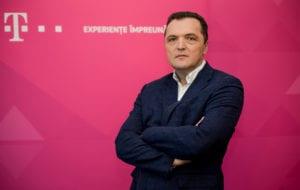 """Vladan Pekovic, CEO Telekom Romania: """"De la începutul pandemiei ne-am concentrat pentru a menține România conectată"""""""