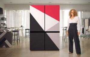 Samsung îți oferă șansa să câștigi un frigider personalizat după bunul tău plac