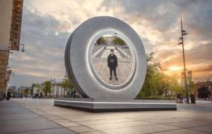 "Lituania și Polonia, unite printr-un ""portal"" ce amintește de filmele SF"