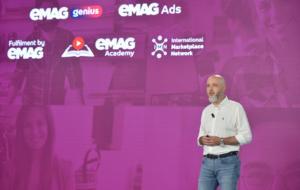 eMAG Marketplace ajunge la 36.000 de selleri și primește noi investiții