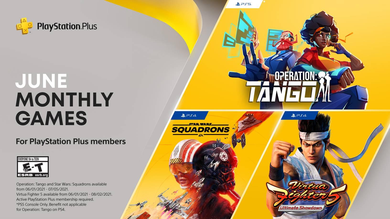 Jocuri PS Plus iunie 2021