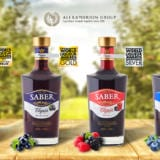 (P) Lichiorurile SABER Elyzia, din portofoliul Alexandrion Group, distinse cu 4 medalii la World Liqueur Awards 2021