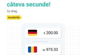TransferGO va oferi plăți instant către băncile înrolate în infrastructura TRANSFOND