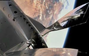 Virgin Galactic a inaugurat spațioportul din New Mexico cu un nou zbor al avionului suborbital VSS Unity