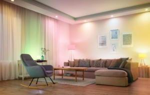 Iluminatul inteligent de la Philips Hue și WiZ va fi compatibil cu Matter, noul standard de conectivitate pentru smart home