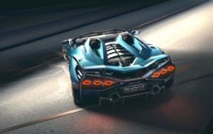 """Detalii despre primul Lamborghini electric: """"Direzione Cor Tauri"""""""