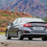Honda va încheia producția de autovehicule Clarity cu hidrogen și plug-in