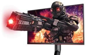 AOC lansează un nou monitor de gaming la rezoluție 4K cu rată de refresh de 165 Hz
