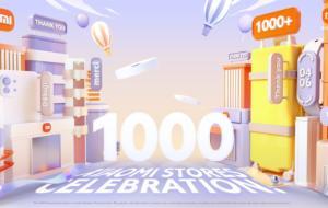 Xiaomi a deschis 1000 de magazine la nivel mondial și vine cu noi oferte în România. Care sunt produsele la reducere