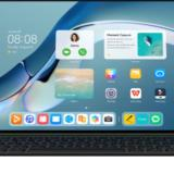 Huawei introduce un nou MatePad Pro, și face trecerea la HarmonyOS și pe tablete