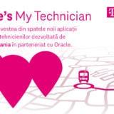 Cum să afli exact momentul în care te va vizita tehnicianul Telekom cu ajutorul Where is My Technician