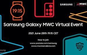 Samsung anunță evenimentul virtual în cadrul MWC, dezvăluind dispozitive noi