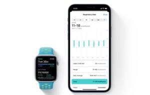 WatchOS 8 va introduce urmărirea frecvenței respiratorii în somn