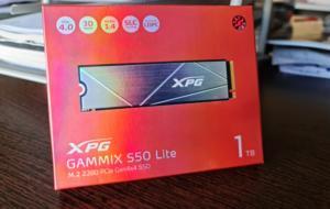 REVIEW ADATA XPG Gammix S50 Lite: SSD de 1TB pe PCIe 4.0