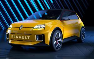 Renault intenționează să electrizeze două treimi din mașinile sale până în 2025