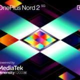OnePlus Nord 2 5G va dispune de un procesor MediaTek Dimensity 1200-AI