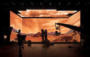 Samsung construiește primul studio virtual de producție
