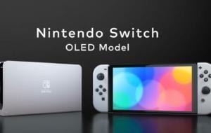 Nintendo lansează un nou model de Switch cu OLED. Cât costă și când va fi disponibil