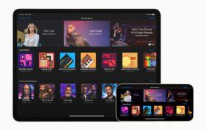 Apple actualizează GarageBand cu lecții despre cum se remixează melodiile
