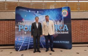 Huawei extinde pentru trei ani parteneriatul cu Universitatea Politehnică din București