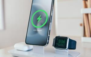 Mophie lansează suportul încărcător MagSafe 3-în-1 pentru dispozitivele Apple