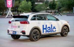 Halo va lansa un serviciu cu mașini autonome puse în funcțiune de 5G în Las Vegas