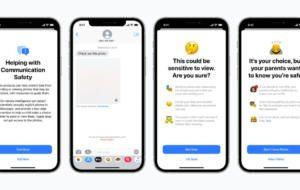 Apple introduce un nou mod de a îți proteja copilul de poze nedorite